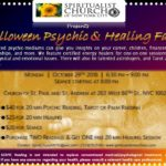 GET READY FOR A GREAT PSYCHIC FAIR!